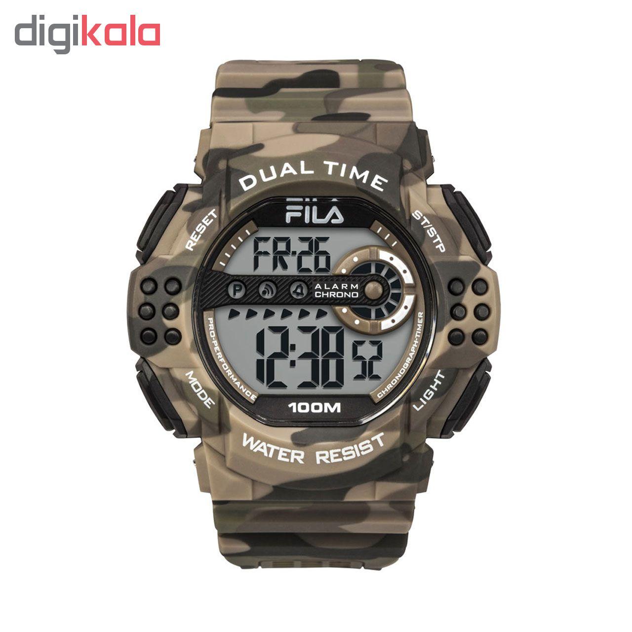 ساعت مچی عقربه ای مردانه ی فیلا مدل 38-171-003             قیمت