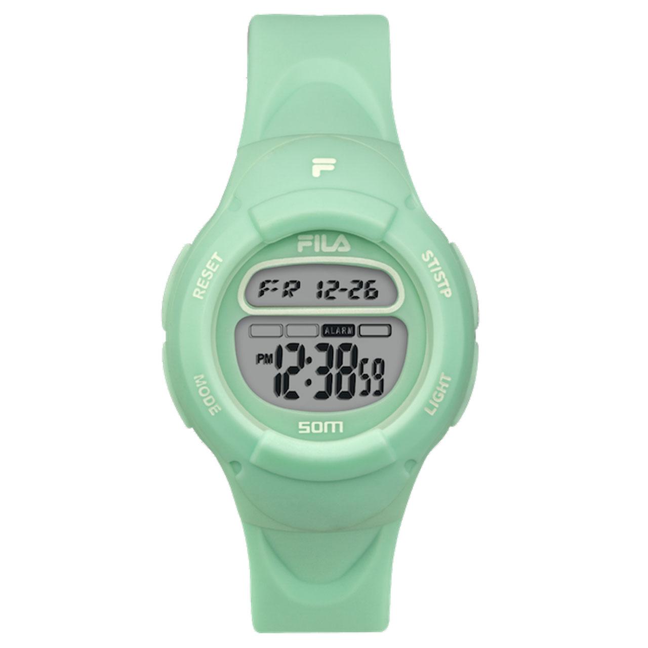 ساعت مچی دیجیتال زنانه فیلا مدل 38-213-007 16
