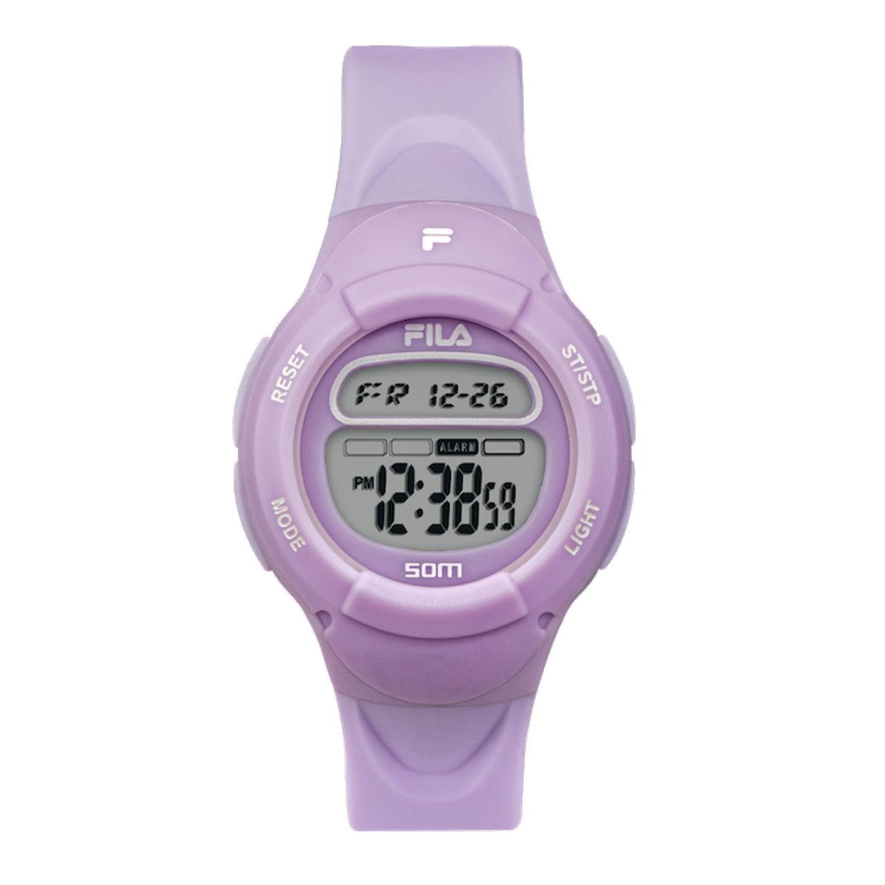 ساعت مچی دیجیتال زنانه  فیلا مدل 38-213-008