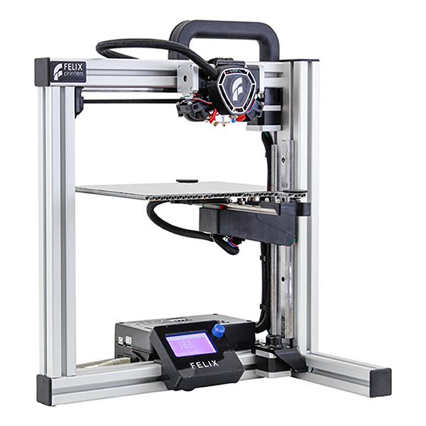 پرینتر سه بعدی فلیکس مدل Tec4L