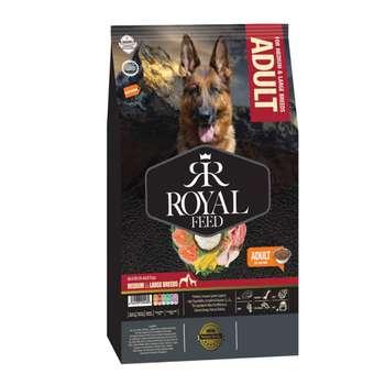 غذای خشک سگ رویال فید مدل MEDIUM & LARGE وزن 3 کیلو گرم