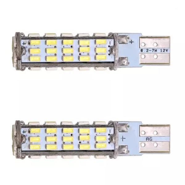 لامپ اس ام دی 68 تایی خودرو مدل A1 بسته 2 عددی