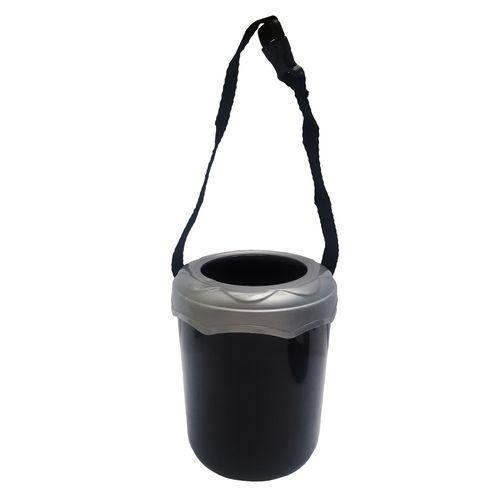 سطل زباله خودرو مدل Mhr رنگ طوسی