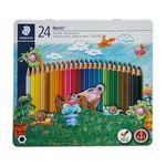 مداد رنگی 24 رنگ استدلر thumb