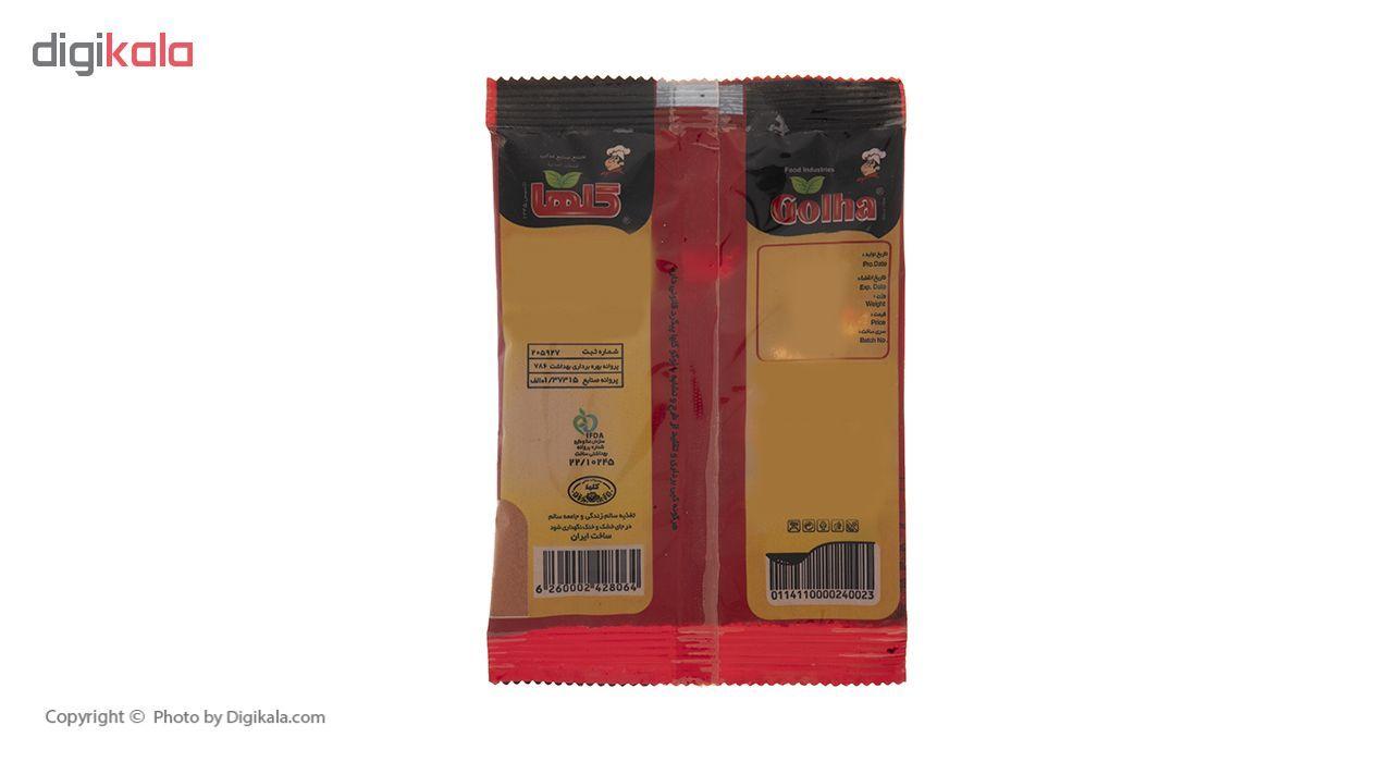 پودر فلفل قرمز گلها مقدار 50 گرم main 1 2