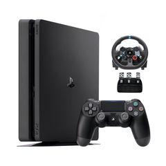 مجموعه کنسول بازی سونی مدل Playstation 4 Slim کد CUH-2216B Region 2 - ظرفیت 1 ترابایت