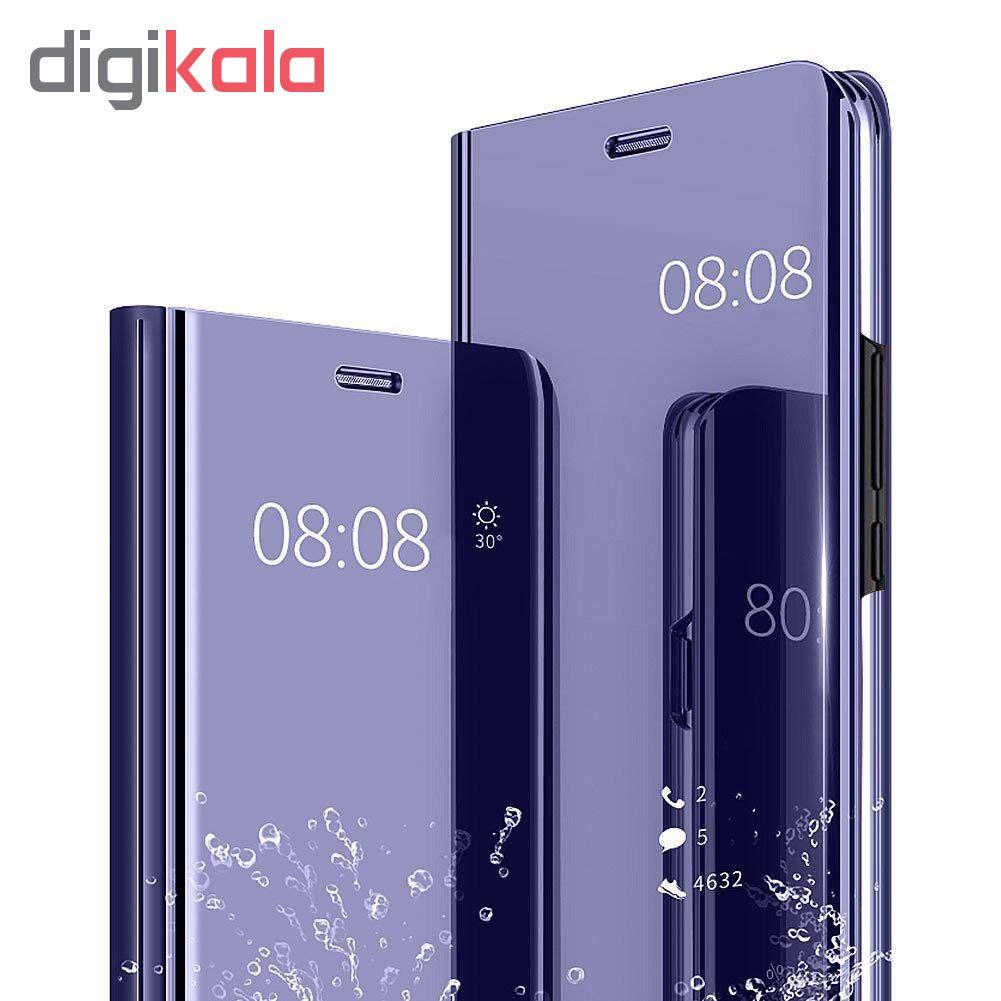 کیف کلاسوری مدل js453 مناسب برای گوشی موبایل سامسونگ Galaxy A7 2018