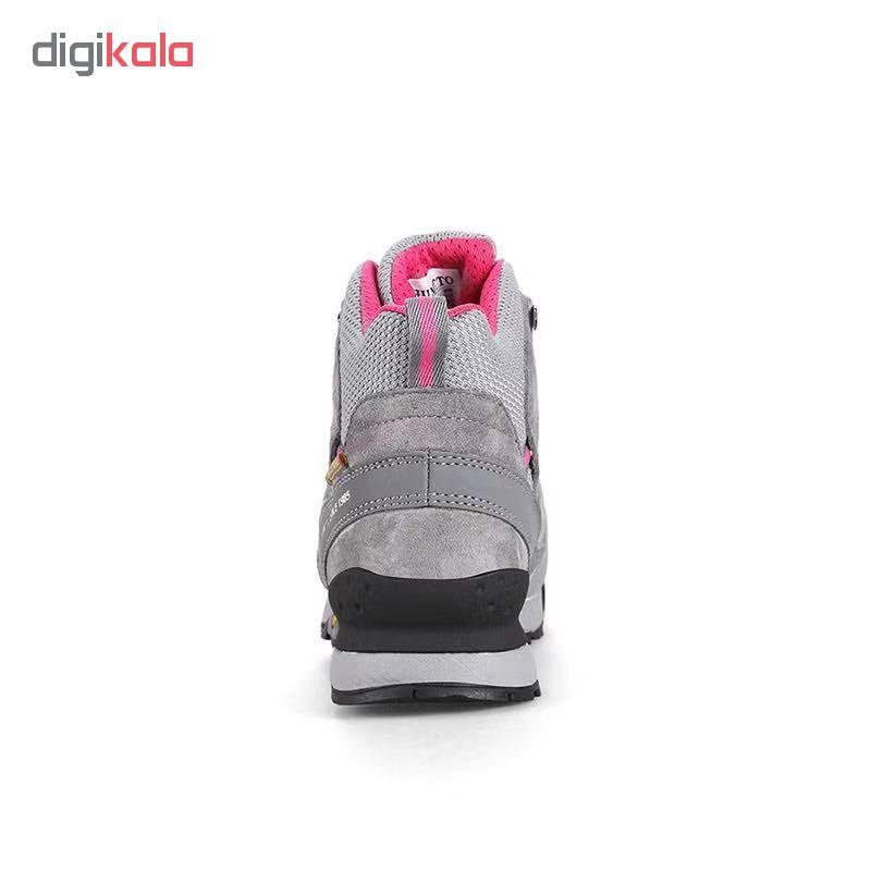 کفش کوهنوردی زنانه هامتو مدل 1-290016B