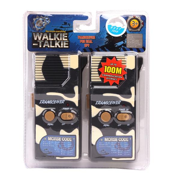 بی سیم اسباب بازی واکی تاکی مدل 7062