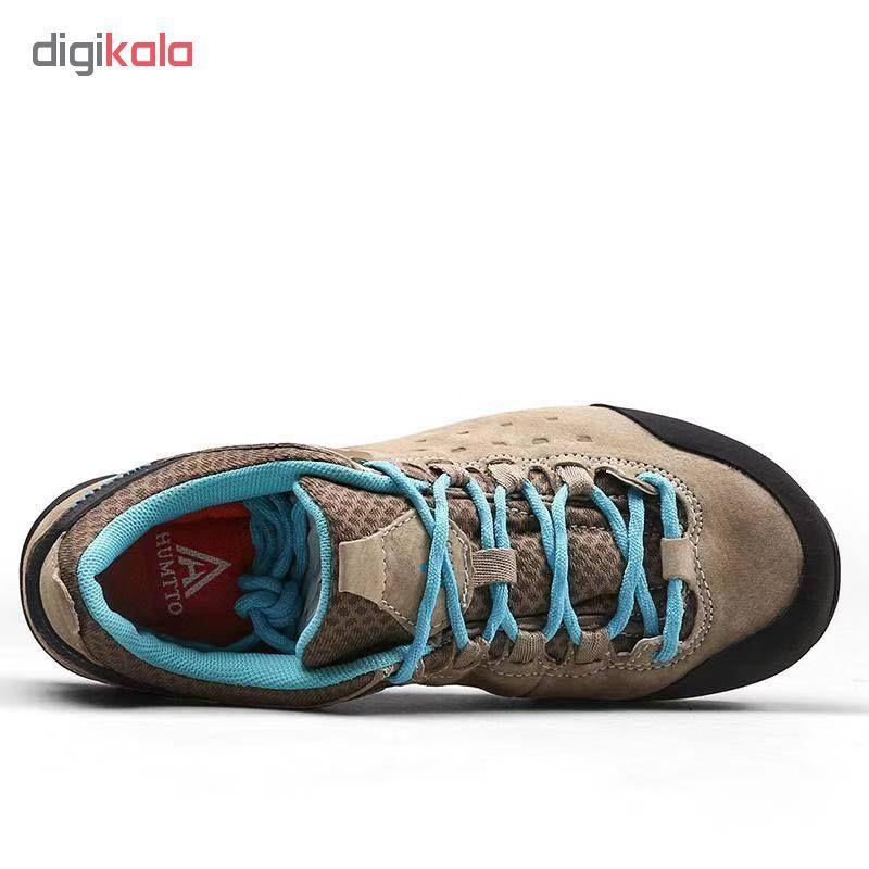 کفش کوهنوردی زنانه هامتو مدل 2-190001B