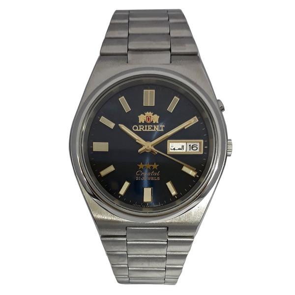 ساعت مچی عقربه ای مردانه اورینت مدل SEM1T018D8-B