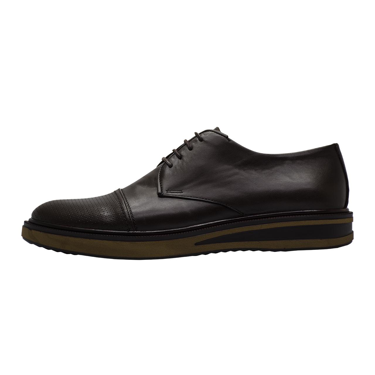 کفش مردانه رسا چرم کد 157