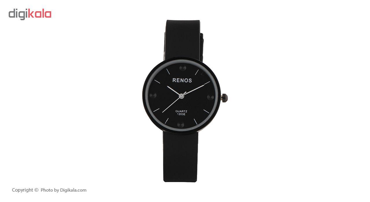 ساعت مچی عقربه ای زنانه رنوس مدل 1203E