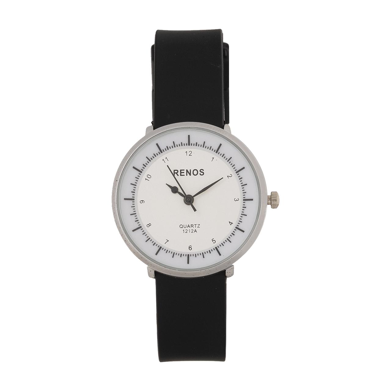 ساعت مچی عقربه ای زنانه رنوس مدل 1212