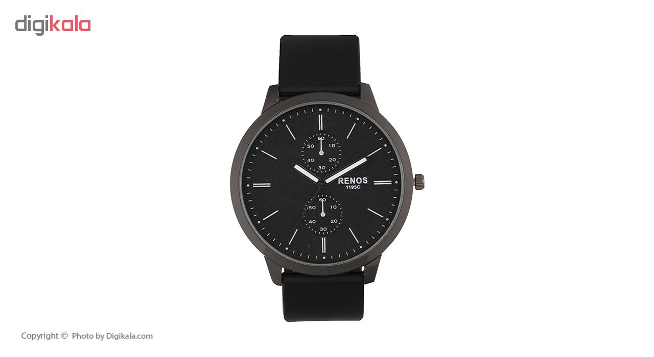 خرید اینترنتی                     ساعت مچی مردانه رنوس مدل 1195C