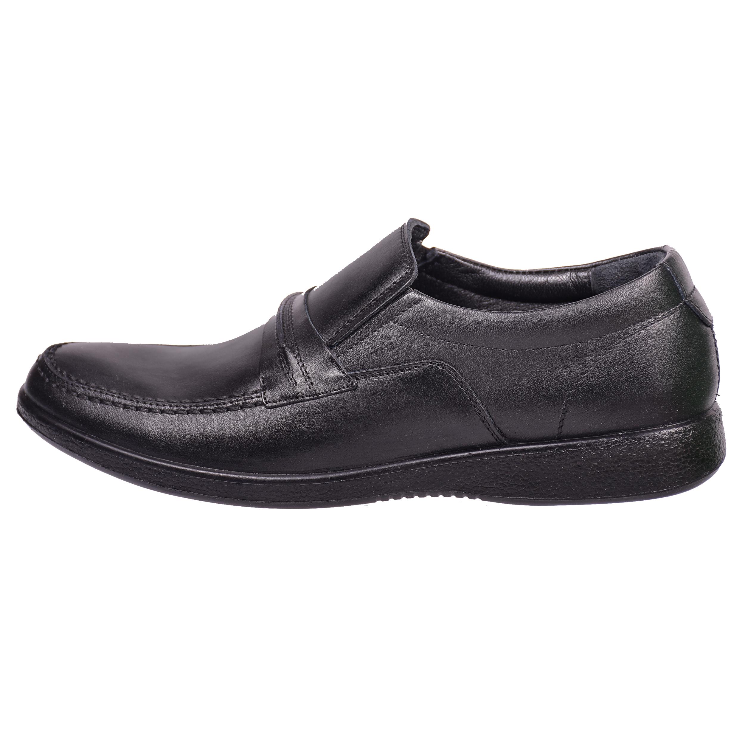 عکس کفش طبی مردانه دکتر فام کد 1602