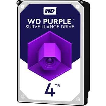 هارددیسک اینترنال وسترن دیجیتال مدل Purple WD40EJRX ظرفیت 4 ترابایت