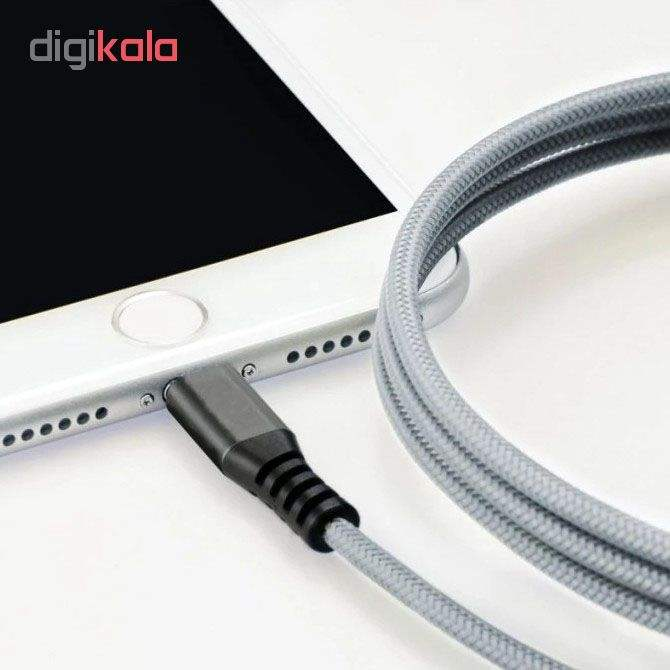 کابل تبدیل USB به لایتنینگ آیماس مدل Atough طول 1.8 متر main 1 10