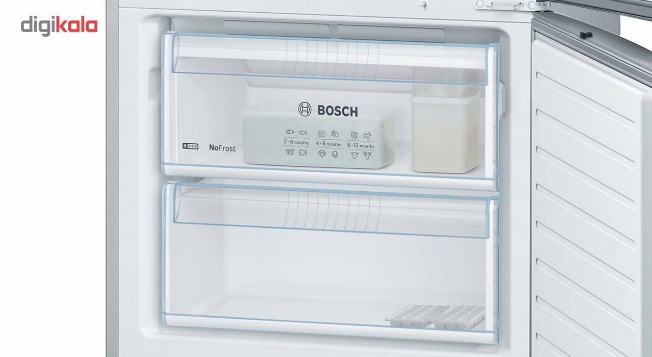 یخچال و فریزر بوش مدل KGD57PW204