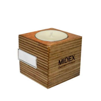 جای شمعی میدکس مدل MS001