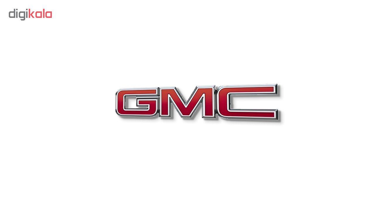 استیکر طرح GMC