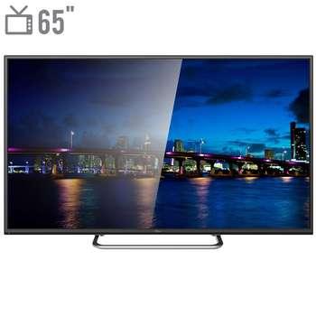 تلویزیون ال ای دی هوشمند جی پلاس مدل GTV-65GU811N سایز 65 اینچ