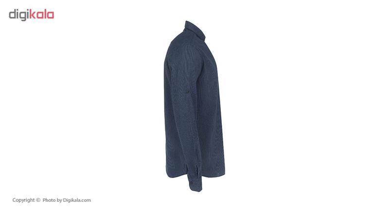 پیراهن مردانه رونی مدل 1133017027-59