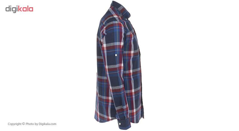 پیراهن مردانه رونی مدل 1133021926-58