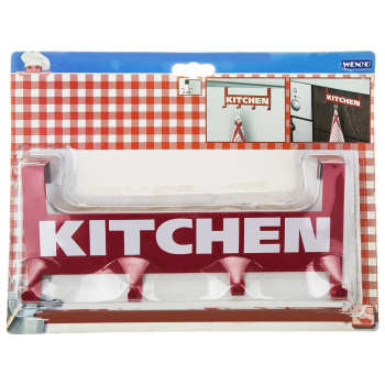 آویز دستمال ونکو مدل Kitchen red