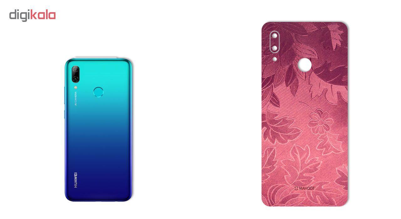 برچسب پوششی ماهوت طرح Wild-Flower مناسب برای گوشی موبایل هوآوی P Smart 2019 main 1 2
