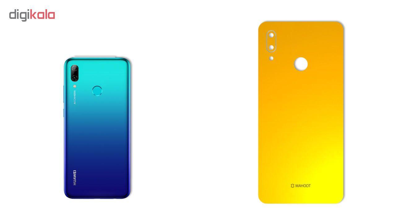 برچسب پوششی ماهوت طرح Color-Special مناسب برای گوشی موبایل هوآوی P Smart 2019 main 1 5