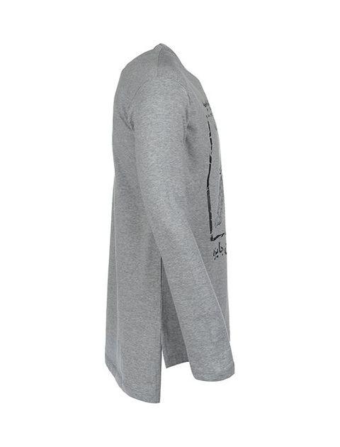 تی شرت نخی آستین بلند مردانه - 63 -  - 2
