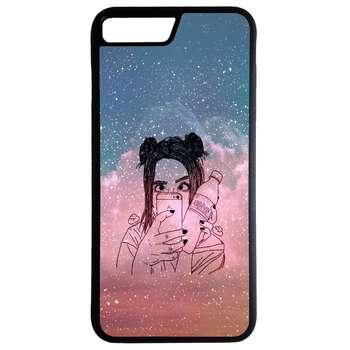 کاور طرح دخترانه کد 7067 مناسب برای گوشی موبایل اپل iphone 7 plus/8 plus