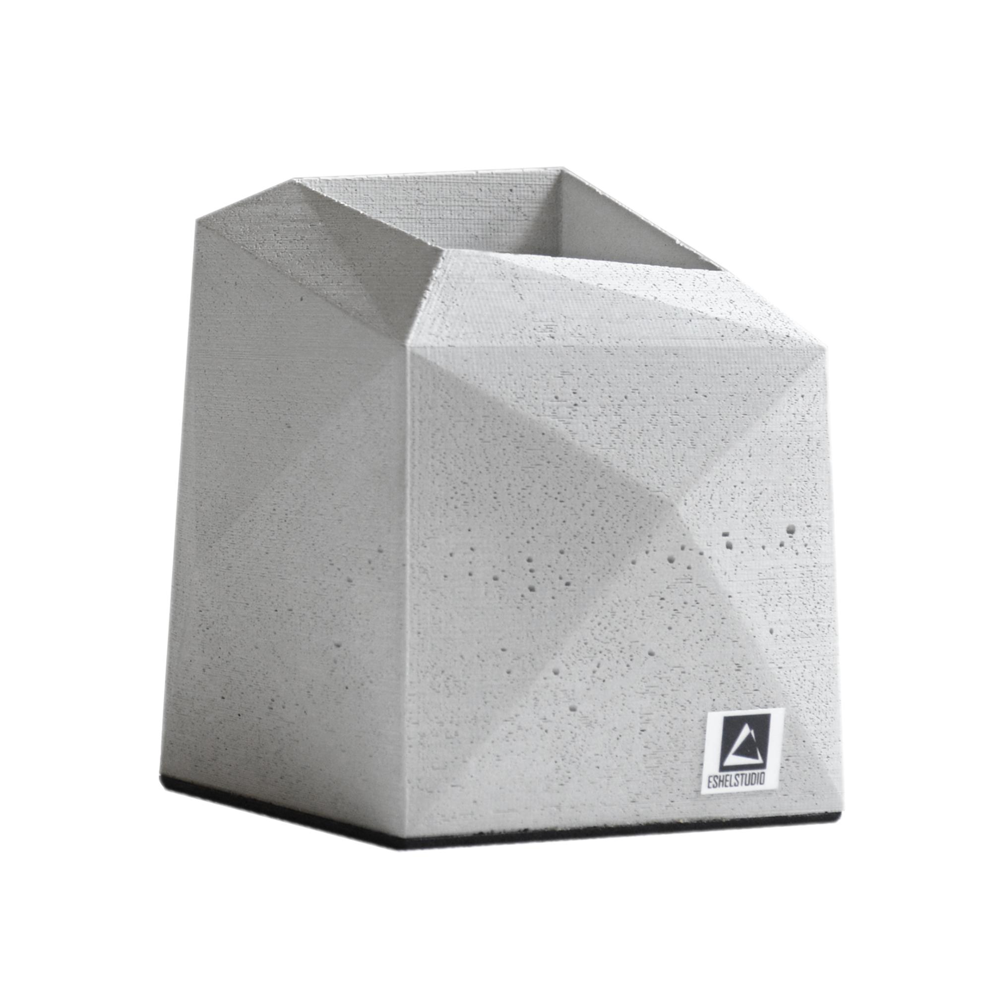 گلدان استودیو اشل مدل E13