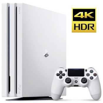 کنسول بازی سونی مدل Playstation 4 Pro ریجن 2 کد CUH-7200B ظرفیت 1 ترابایت