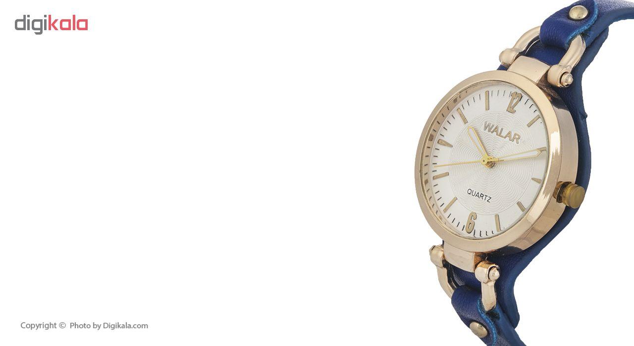 ساعت مچی عقربه ای زنانه والار مدل 12