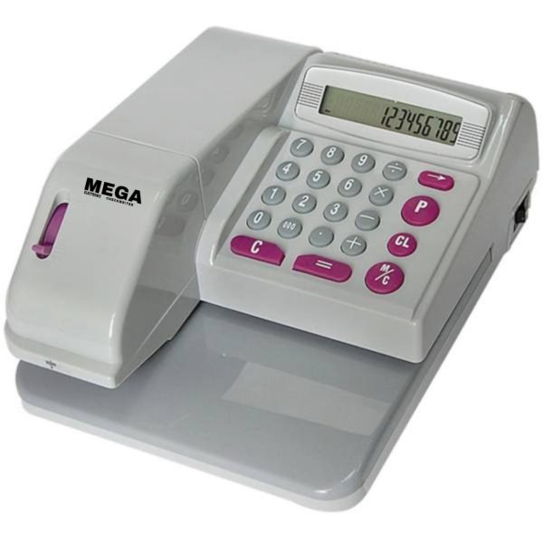 دستگاه پرفراژ چک مگا مدل dm-110