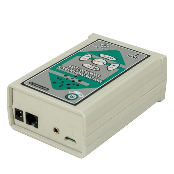 دستگاه ضبط و مدیریت مکالمات تلفن صوت پرداز مدل SP-VR14