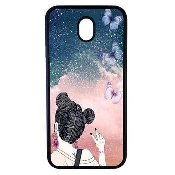 کاور طرح دخترانه کد 7304 مناسب برای گوشی موبایل سامسونگ galaxy j7 pro