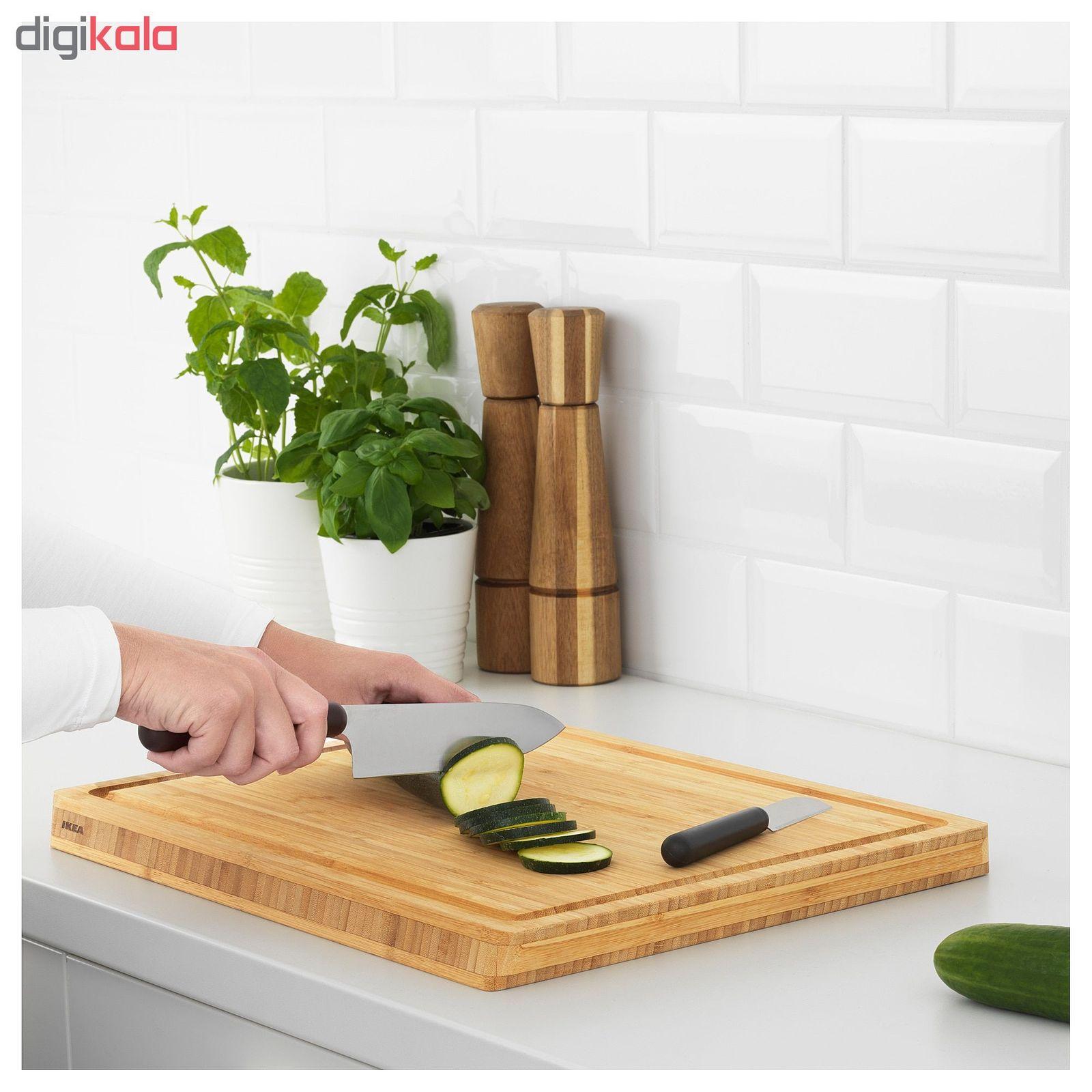 چاقو آشپزخانه ایکیا مدل Fordobbla مجموعه 2 عددی main 1 3