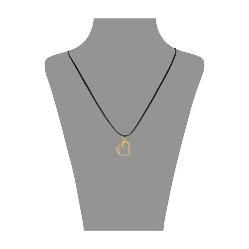 گردنبند طلا 18 عیار زنانه مایا ماهک مدل MM0904