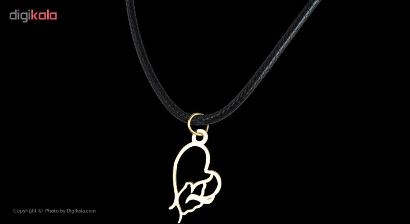 گردنبند طلا 18 عیار زنانه مایا ماهک مدل MM0903