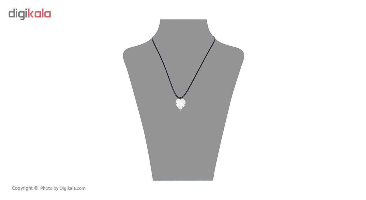 گردنبند طلا 18 عیار زنانه مایا ماهک مدل MM0886 -  - 1