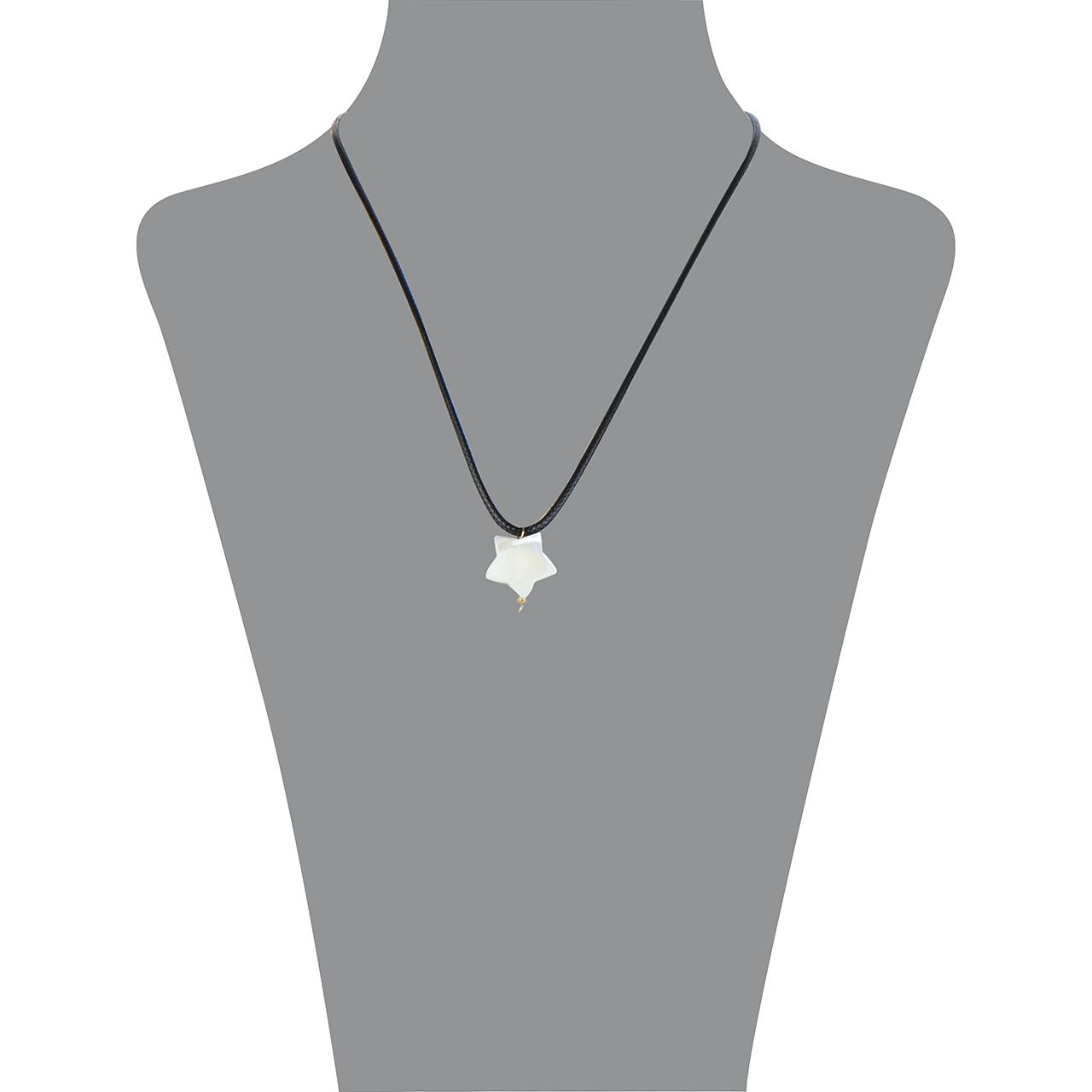گردنبند طلا 18 عیار زنانه مایا ماهک مدل MM0887