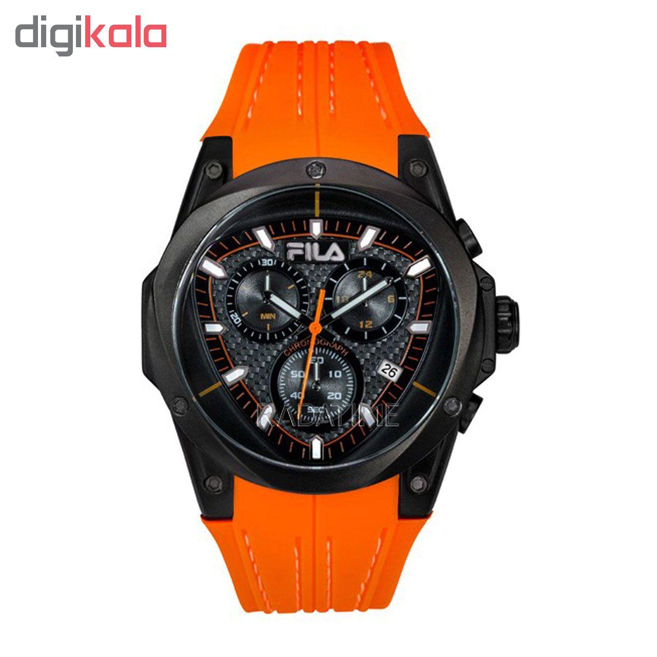 خرید ساعت مچی عقربه ای مردانه ی فیلا مدل 38-821-006