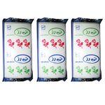 دستمال کاغذی جیبی تی رز مدل گل رز بسته 3 عددی