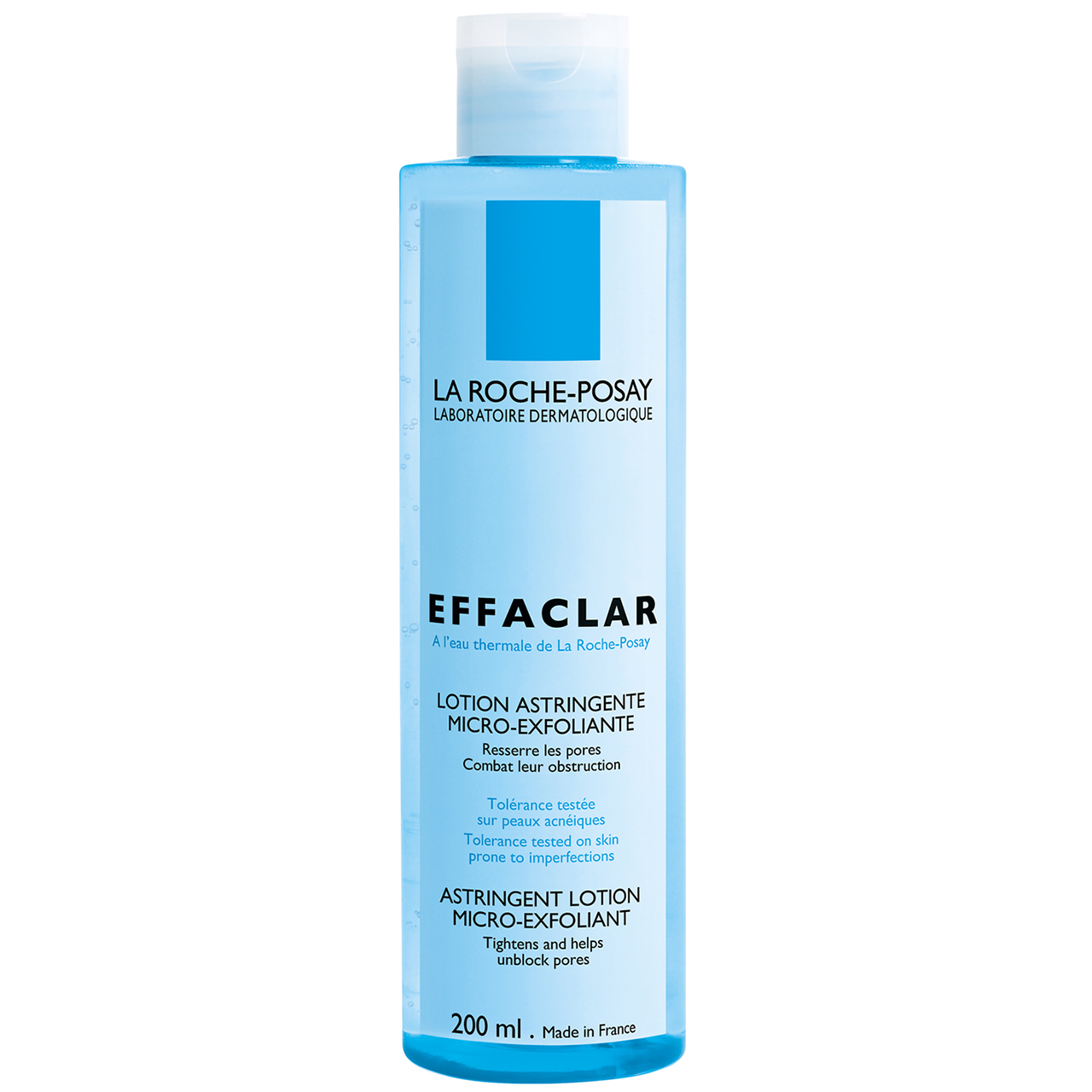 محلول پاک کننده آرایش لاروش پوزای کد 46 حجم 200 میلی لیتر