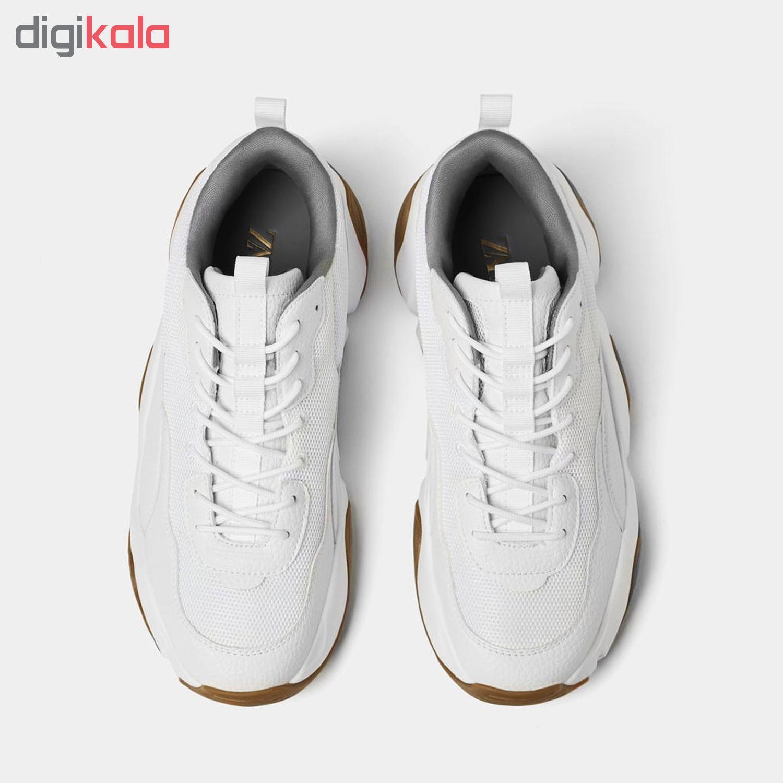 کفش مخصوص پیاده روی مردانه زارا مدل  2217/002