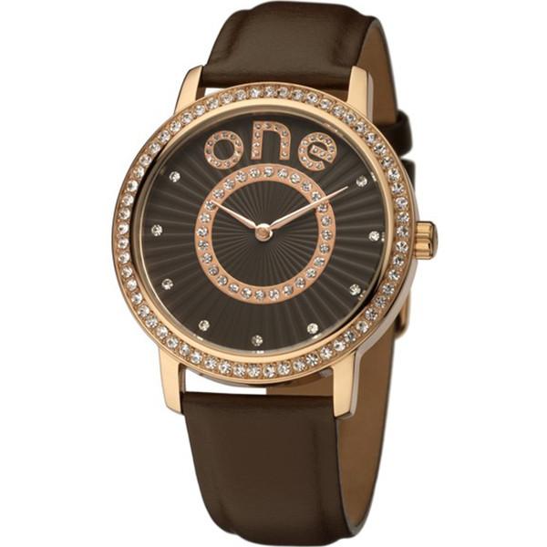 ساعت مچی عقربه ای زنانه وان واچ مدل OL7248CC32N