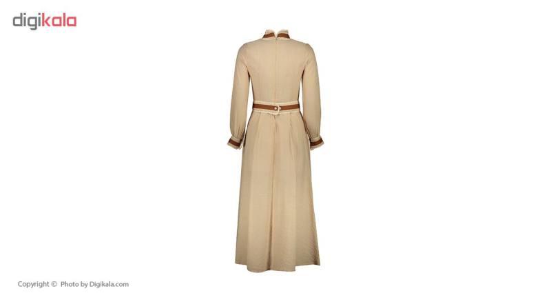 پیراهن زنانه عاطفه نادری طرح ویژه شب عید 1061133-0732